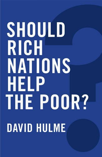 Band 8 essay | Should wealthy nations help poor nations?