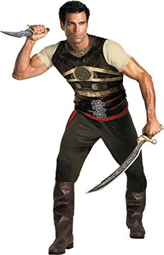 Prince of Persia Dastan Costume - X-Large - Chest Size 42-46