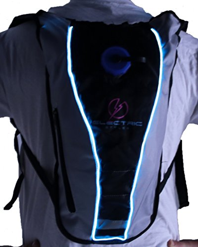 Light Up Hydration Pack (Blue)