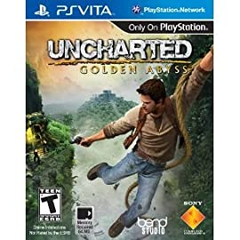 Uncharted: Golden Abyss - PS Vita