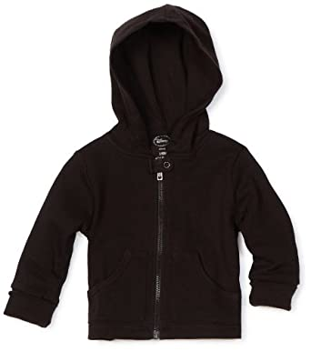 Disney Baby-Boys Newborn Hooded Jacket, Black, 6-9 Months