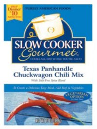 Slow Cooker Gourmet Texas Panhandle Chuckwagon Chili