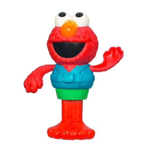Sesame Street Silly Swimmers Elmo