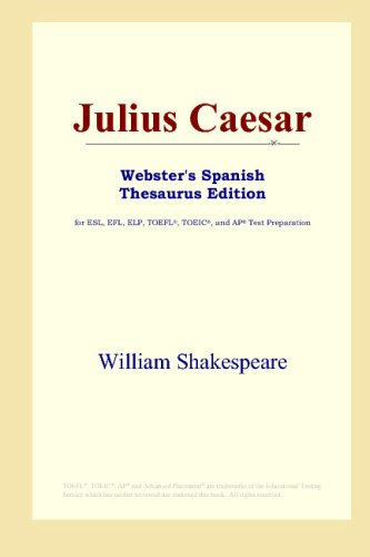 Julius Caesar (Webster