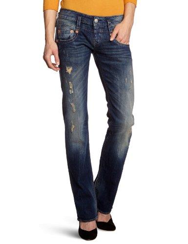 herrlicher damen jeans normaler bund 5003 d9900 pitch gr. Black Bedroom Furniture Sets. Home Design Ideas