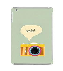 EPICCASE Smile Mobile Back Case Cover For Apple Ipad Mini 2 (Designer Case)