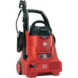 Dirt Devil M3300 Nettoyeur haute-pression 2 en 1 FACTORY Rouge/Noir