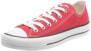 Converse Allstar  All Star Core Ox Canvas Red M9696 11 UK