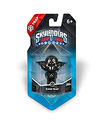 Skylanders Trap Team: Kaos Trap Pack