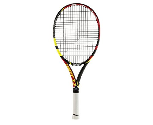 Babolat AeroPro Drive 26 French Open Junior Tennis Racquet (4-1/8)