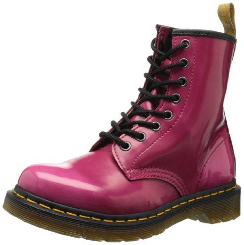 Dr Martens Womens 1460 Vegan Hot Pink Boots 14585670 5 UK, 38 EU