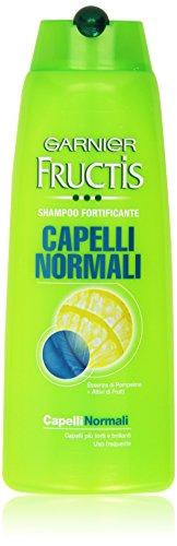 Garnier - Fructis, Shampoo Fortificante, Capelli Normali - 250 ml