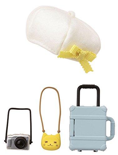 キューポッシュえくすとら とらべるセット (ペールアクア) NONスケール PVC&ABS&ポリエステル製 フィギュア用アクセサリー