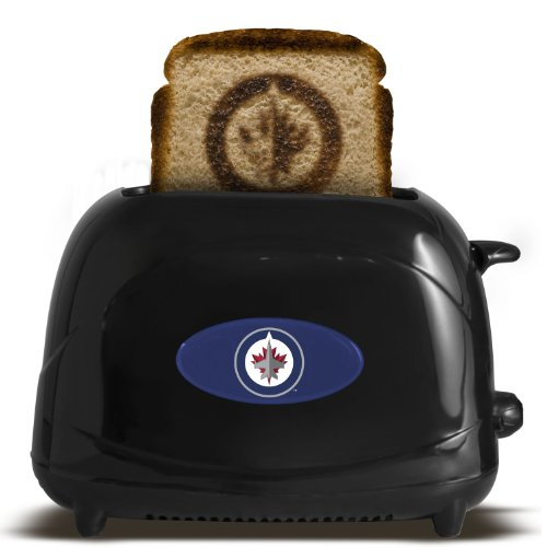 NHL Winnipeg Jets ProToast Elite Toaster at Amazon.com