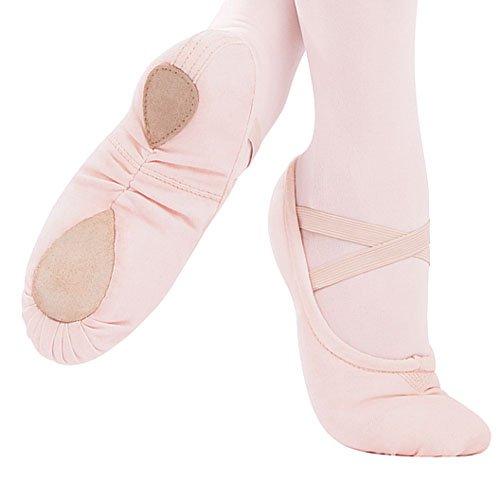 Capezio Women's 2039 Pro Canvas Ballet Shoe