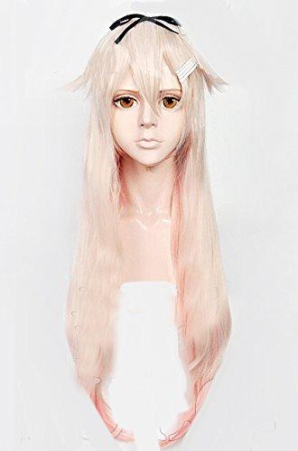 【艦隊これくしょん 風】【夕立 風】コスプレウィッグ wig アニメ専線