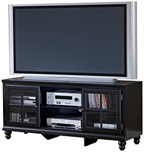 "Hillsdale Grand Bay 61"" Entertainment Console"
