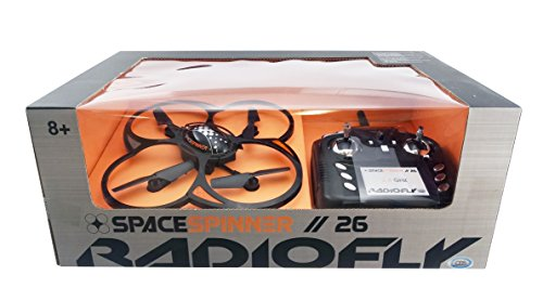ODS 37924 Radiofly Space Spinner 26  Drone