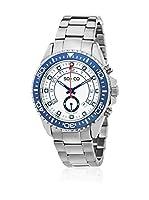 So&Co New York Reloj con movimiento cuarzo japonés Man New York Gp15339 44 mm