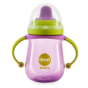 Joovy Dood Sippy Cup, Purpleness, 9 Ounce