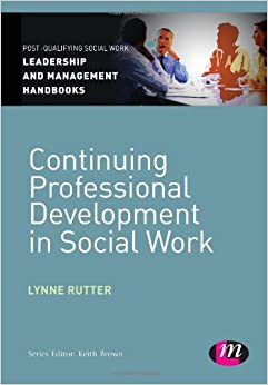 continuing professional development in social care post