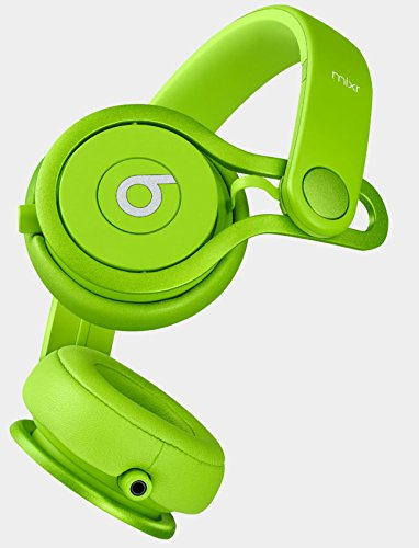 Beats Green Mixr Dj On-Ear Headphones