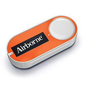 Airborne Dash Button from Amazon