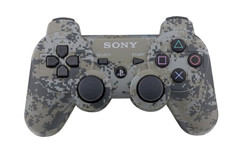 Playstation 3 Dualshock 3 Wireless Controller (Urban Camouflage) - Playstation 3 front-1026108