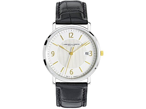 Abeler & Söhne Mens Watch Classic A&S 1195