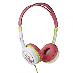 ZAGG ifrogz Audio - Little Rockers Unicorn IFLTRC-PE0 Headphones (Pink-Green)
