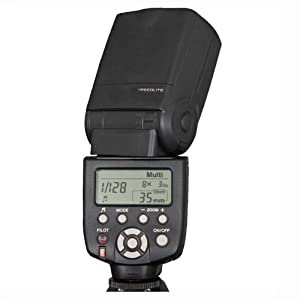 Yongnuo YN-560 II LCD Screen Speedlite Flash Light for DSLR Camera NIKON CANON OLYMPUS PENTAX