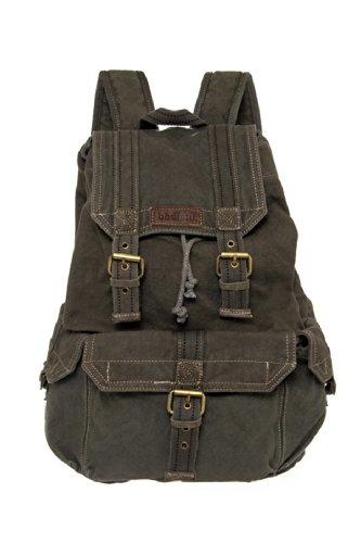 Bed Stu Unisex Ohara Canvas Backpack
