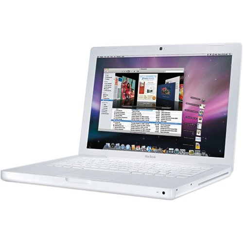 MB403LL/A - Apple 13.3 MB403LL/A MacBook Notebook (White) - 12091