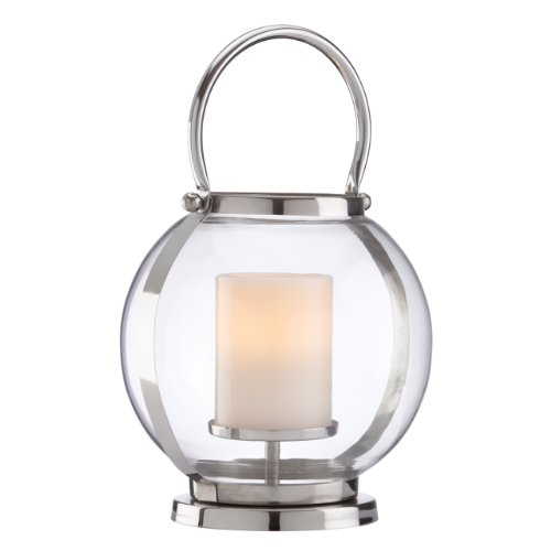 Dansk Design with Light Globus Decorative Candle Lantern