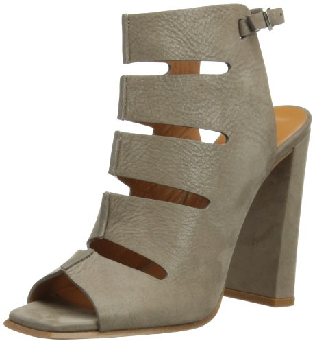 Kalliste Womens Gladiator 5968 Beige 3.5 UK, 36 EU, 5 US