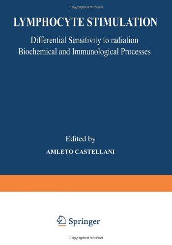 Estimulación de linfocitos: Sensibilidad diferencial a los procesos bioquímicos e inmunológicos de radiación
