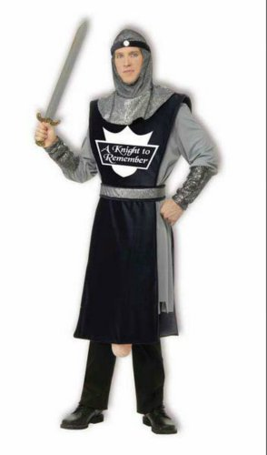 Knight To Remember Adult Mens Costume