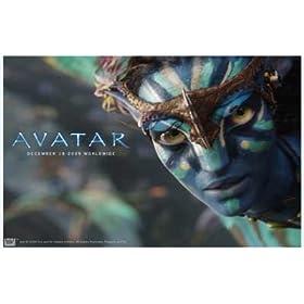 Avatar - Movie Poster - 11 x 17