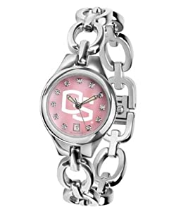Oregon State Ladies Eclipse Mother of Pearl Watch by SunTime