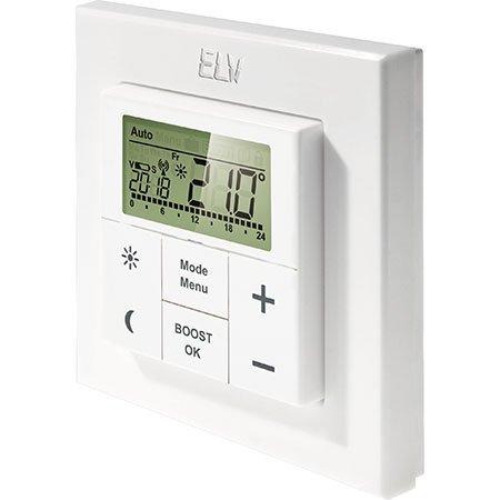 preisvergleich und test eq 3 max wandthermostat. Black Bedroom Furniture Sets. Home Design Ideas
