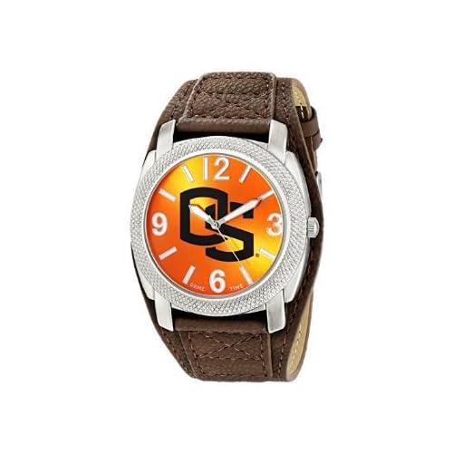 [ゲーム タイム]Game Time Men's COL-DEF-ORS 'Defender' Watch - Oregon State 腕時計 [並行輸入品]