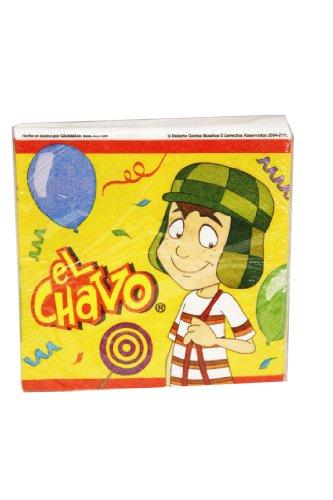 El Chavo Del Ocho Napkins