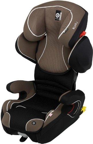 KIDDY 41520CF088 Cruiserfix Pro Walnut Autositz