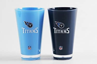 Duck House 9413101648 20 oz. Tennessee Titans Tumbler