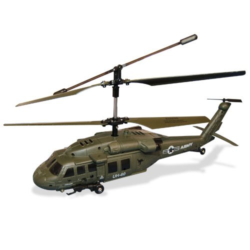 Thumbs Up RC Helicopter (Apache Commander)