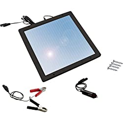 See NPower Amorphous Solar Panel Battery Maintainer/Trickle Charger Kit - 7 Watts Details
