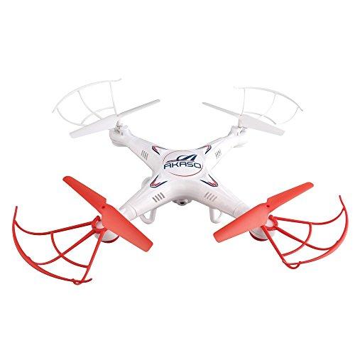 ¡Oferta Flash! Dron Quadcopter de 6 Ejes con Control Remoto y Cámara HD
