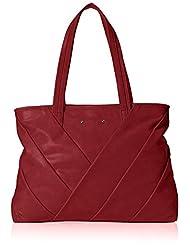 Caprese Gracia Women's Tote Bag (Brick Red)