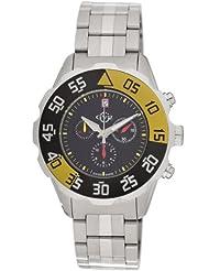 GV2 by Gevril Men's 3000B Parachute Chronograph Bracelet Date Watch