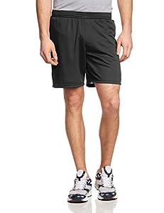 erima Celta Children's Shorts with Inner Slip black Size:116
